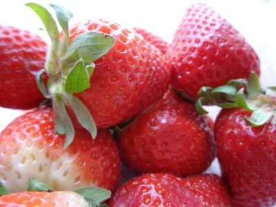 ¡Temporada de fresas!