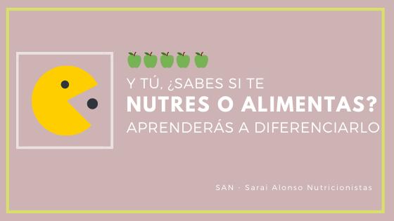 SAN - nutricionistas
