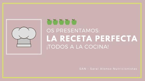 ¿Existe la receta perfecta?
