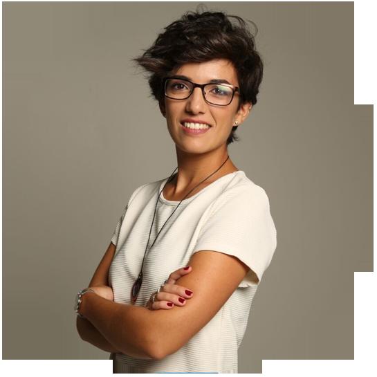 Sarai Alonso Nutricionista en Madrid y online