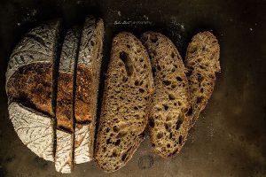 pan integral artesanal masa madre nutricionista sarai