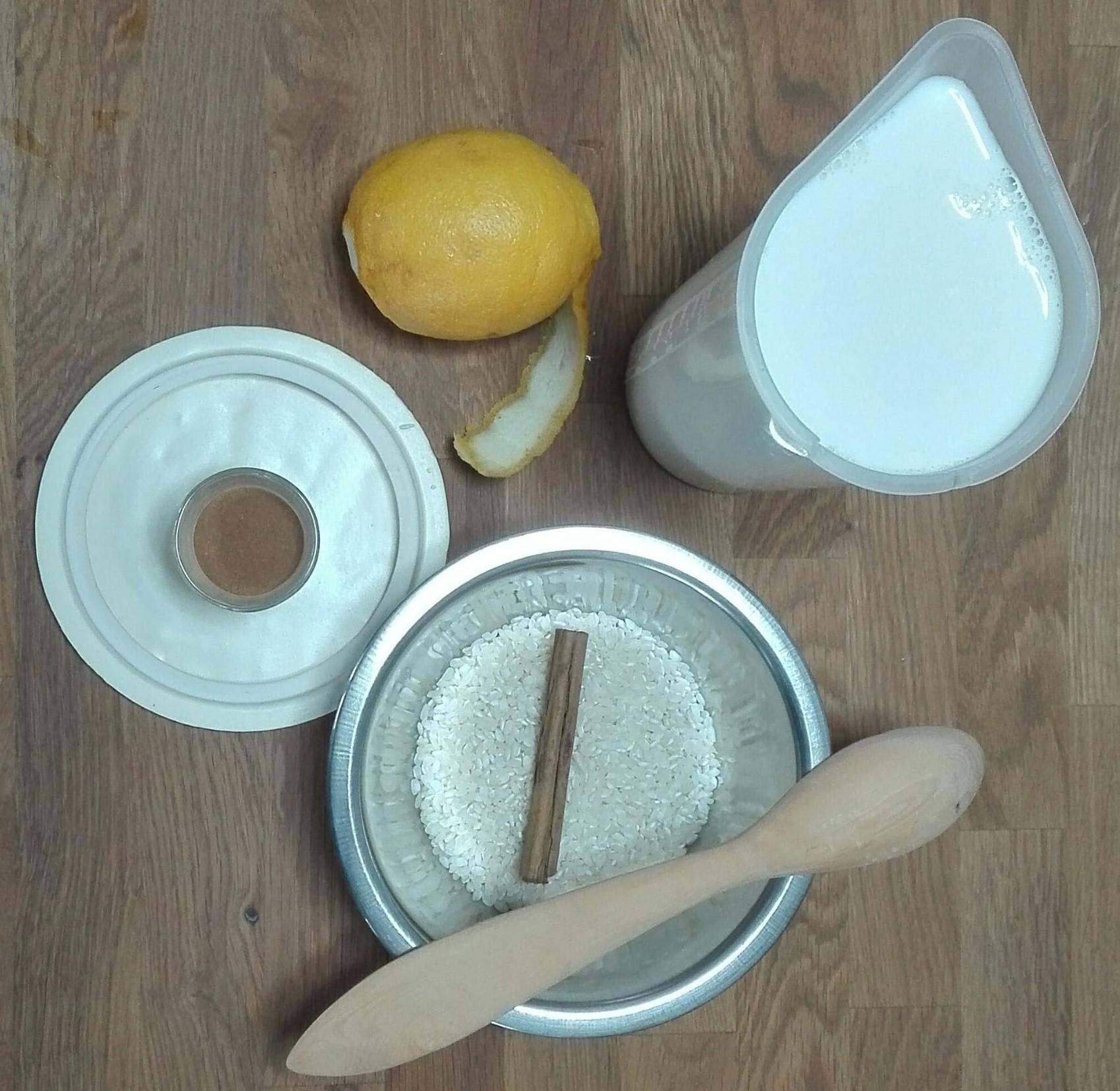 arroz con leche sarai alonso nutrición online receta