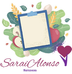 Sarai Alonso nutricionista
