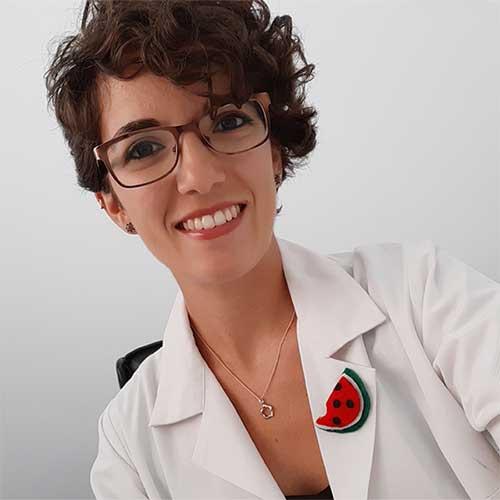 Nutricionista en Madrid Sarai Alonso