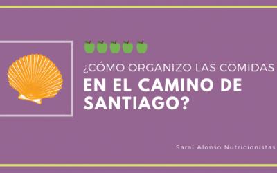 Camino de Santiago y tu alimentación